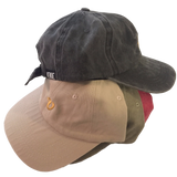Venue Unstructured Hat - Khaki - Venue Skateboards