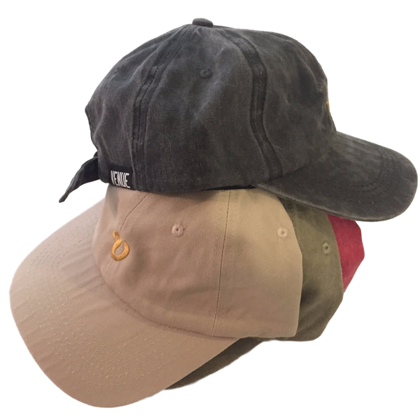 Venue Unstructured Hat - Khaki