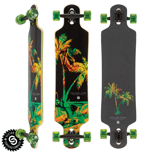 Sector 9 Weekend Meridian Green Complete