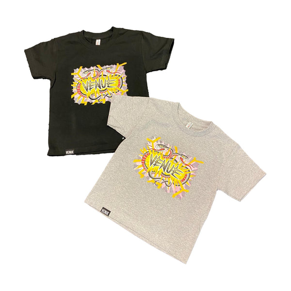 Venue Youth Snake T Both Colors