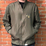 Venue Lightweight Bomber Jacket - Army