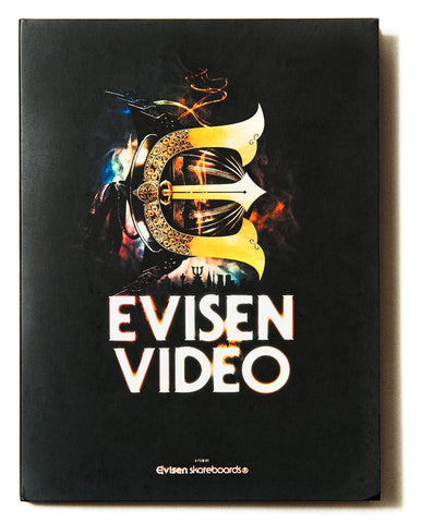 Evisen DVD And Booklet - Venue Skateboards