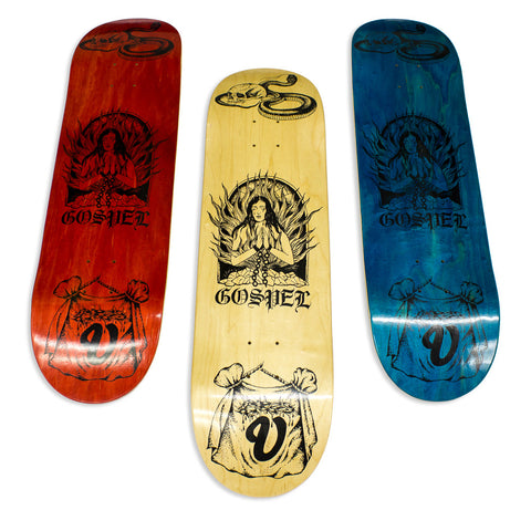 Venue Skateboards Gospel Wood Deck