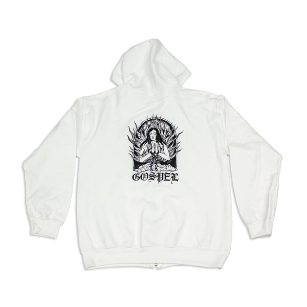 Venue Skateboards Gospel Zip Hood - Venue Skateboards