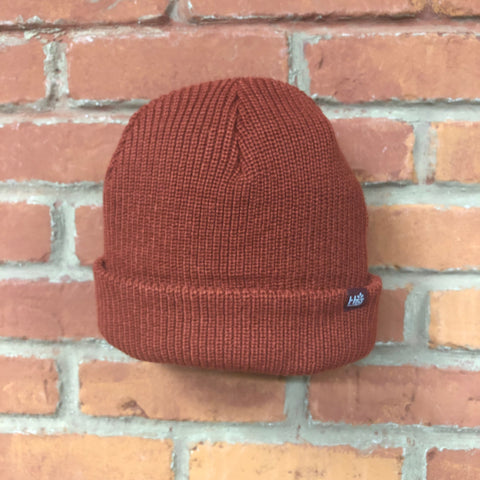Habitat Field Essentials Beanie Rust