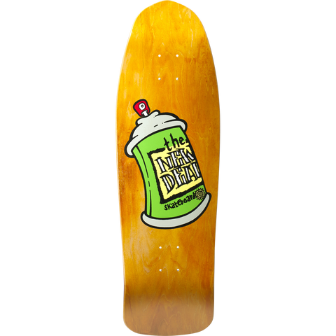 New Deal Spray Can 9.75 SP Deck