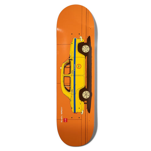 Chocolate Tershy World Taxis 8.5 Deck