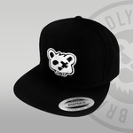Dead Bear Society Snapback Black