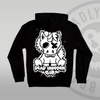 Dead Unicorn Club Pullover Hoodie Back Print