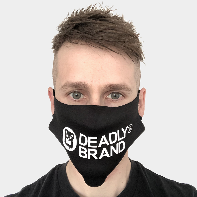 DEADLY BRAND® Face Cover