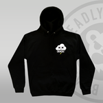 DEADLY. Cloud Hoodie by DEADLY BRAND front print