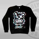 DEADLY™  X  Glitch Life Sweat Top