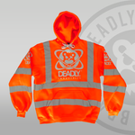 Deadly Industries Hi-Vis Orange front