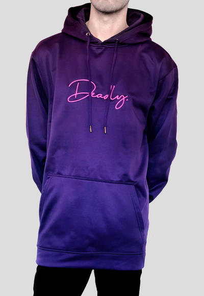 Deadly. Signature Hoodie 90s