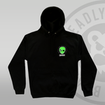 Deadly Alien Pullover Hoodie