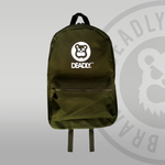 DEADLY™ Backpack Green