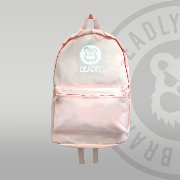 DEADLY™ Backpack Baby Pink