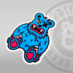 Deadly Bear Air Freshener - Bubble Gum