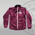 DEADLY.™ Burgundy Lightweight Jacket
