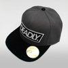 Deadly Snapback Grey