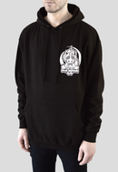 Dead Unicorn Club - Hypnosiscorn Pullover Hoodie - Front Print