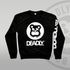 DEADLY™ Sweat Top Black