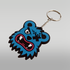 Deadly Bear Keyring