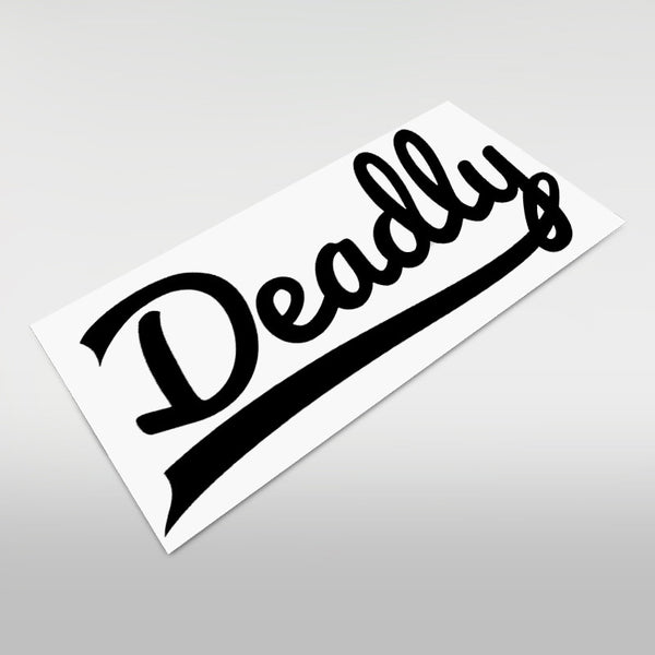 deadly page 2 deadly brand