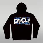 Deadly Bear Hoodie Black