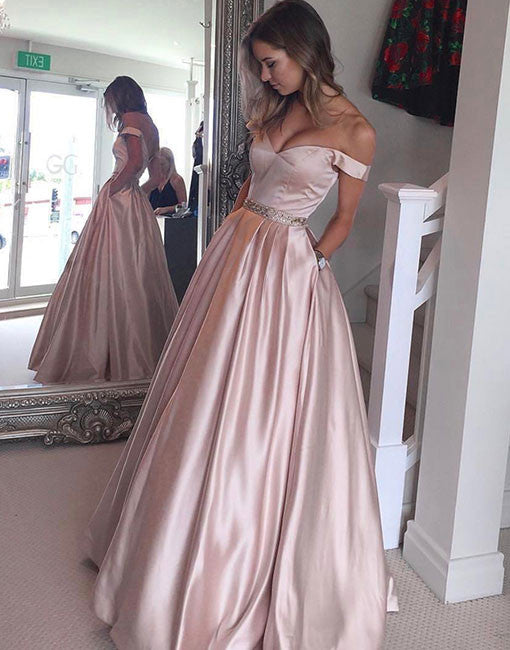 Simple Formal Evening Gowns