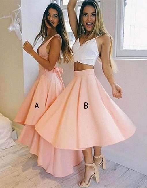 Charming A line prom dress,fashion girl evening dresses