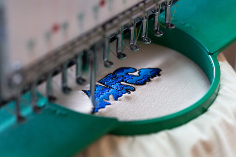 Eco-friendly embroidery