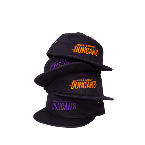 Custom cap embroidery Duncans brewing Company Merch