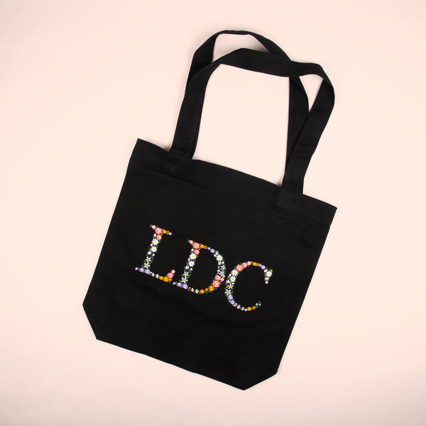 The Print Room - Custom Embroidery on Tote Bags