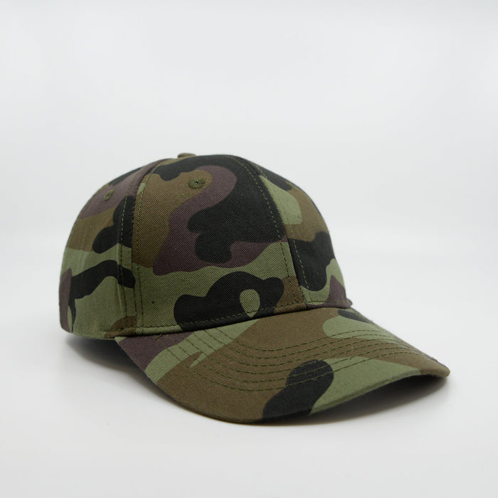 Caps - 6027 HW24 Camo Hunter