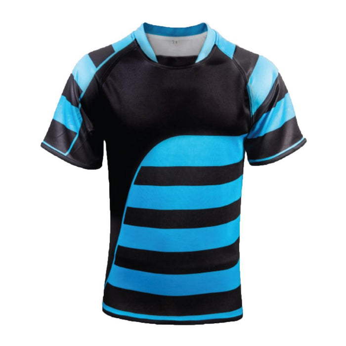 Dye-sublimated - Dye Sublimated Rugby Jersey - Leavers Gear NZ 2020