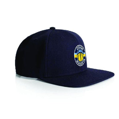 Hat - Otago Nuggets - Flat Peak Cap