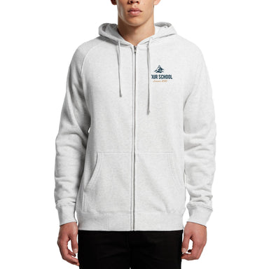 Leavers Hoodie - AS Colour Unisex Official Zip Hoodie - Leavers Gear NZ 2020
