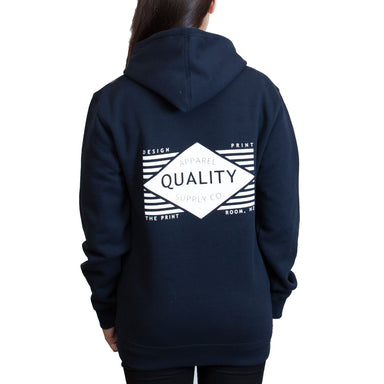 Leavers Hoodie - AS Colour Unisex Stencil Hoodie - Leavers Gear NZ 2020