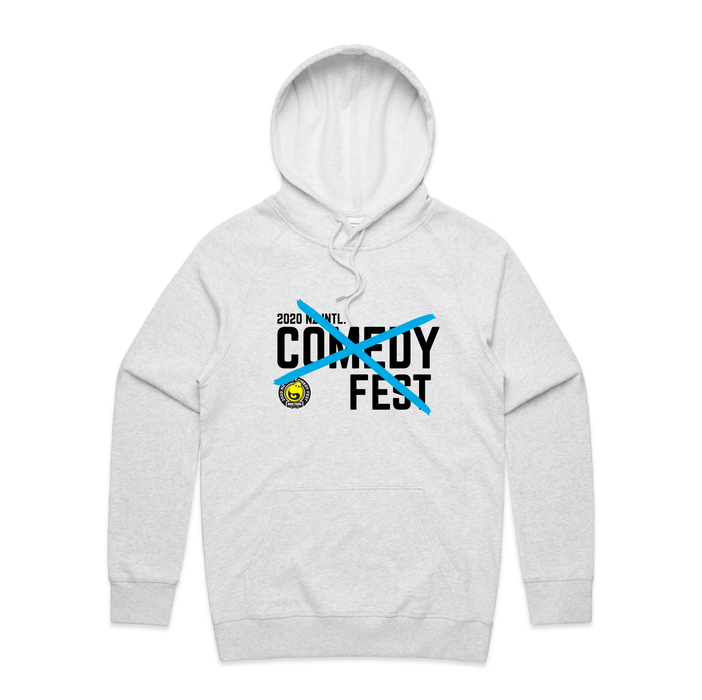 NZ International Comedy Festival - Cross Hoodie