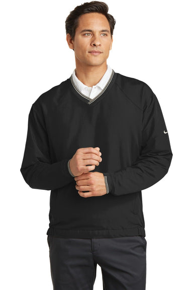 Outerwear - Nike V-Neck Wind Shirt