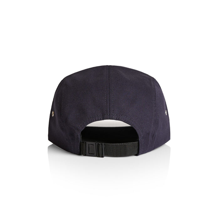Printed Headwear - AS Colour Unisex Finn Five Panel - Leavers Gear NZ 2020