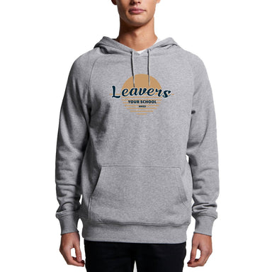 Printed Sweatshirt - AS Colour Men's Premium Hoodie - Leavers Gear NZ 2020