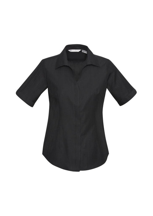 Shirt - BizCollection S312LS Ladies Preston Short Sleeve Shirt
