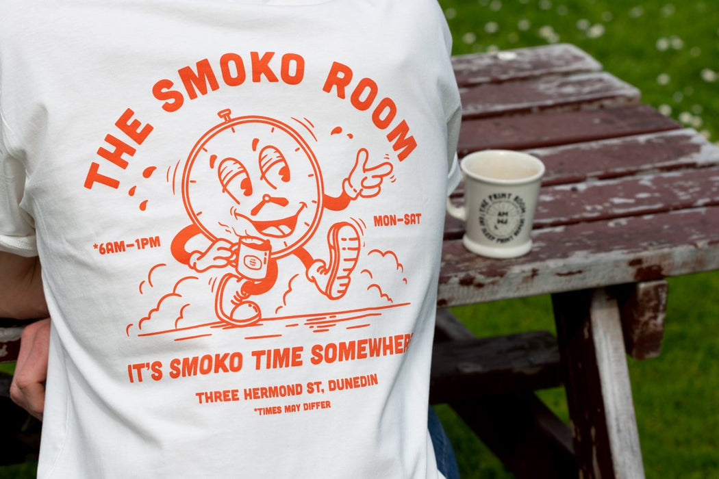 Shop Tee - Smoko Room Tee