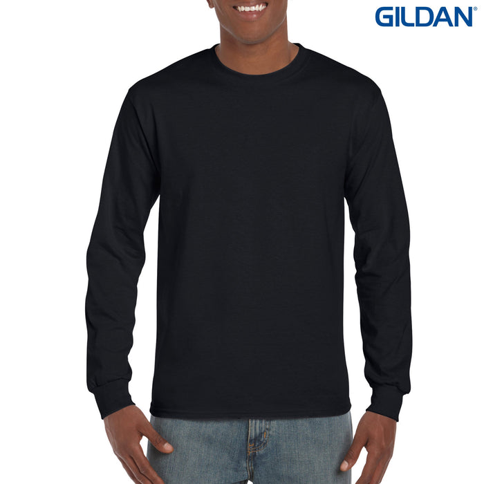 T-Shirt - 2400 Gildan Ultra Cotton Adult Long Sleeve T-Shirt