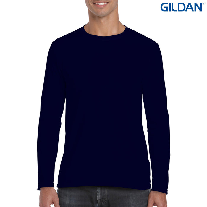 T-Shirt - 64400 Gildan Softstyle Adult Long Sleeve T-Shirt