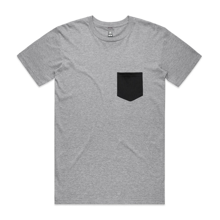 T-Shirts - Mens Staple Pocket Tee - 5010