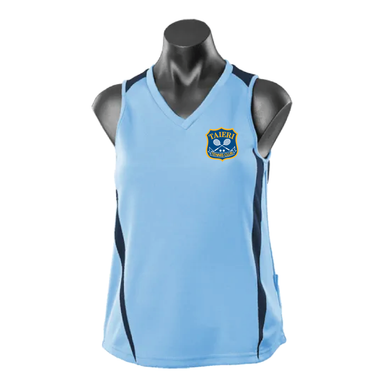 Taieri Tennis Club - Eureka Singlet - Womens