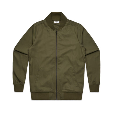 Tops - Mens Bomber Jacket - 5506